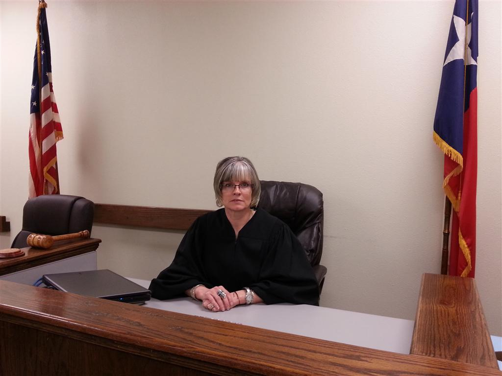 Justice of the Peace Pct. 1,3,4 Shawnee Bass