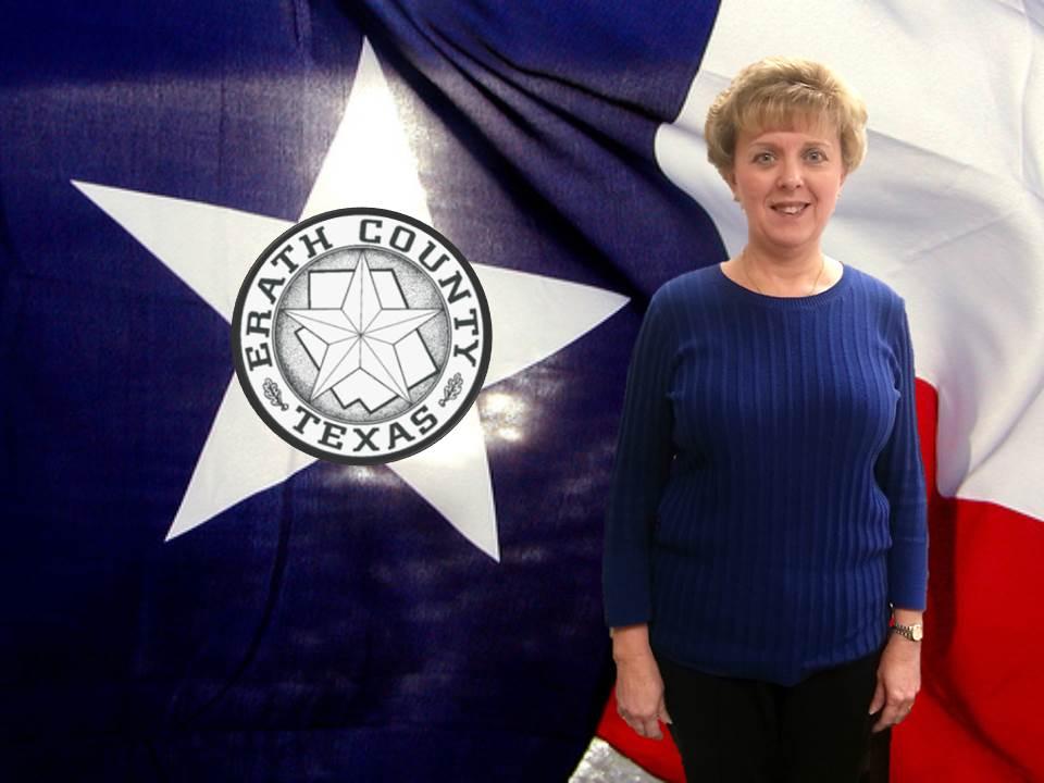 Erath County Tax Assessor/Collector Jennifer Carey