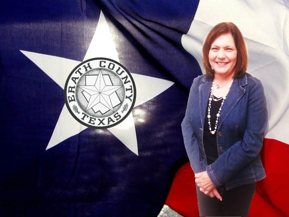 Erath County Treasurer Donna Kelly