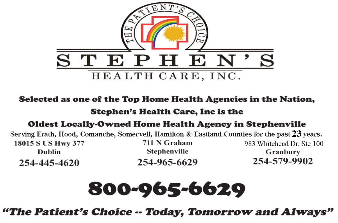 Stephens Home Health Ad (2)