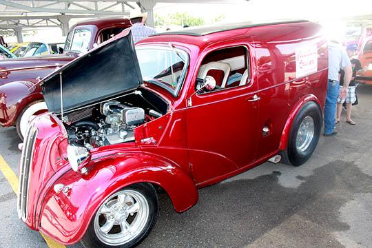 Christian Car Show at Bruner 04