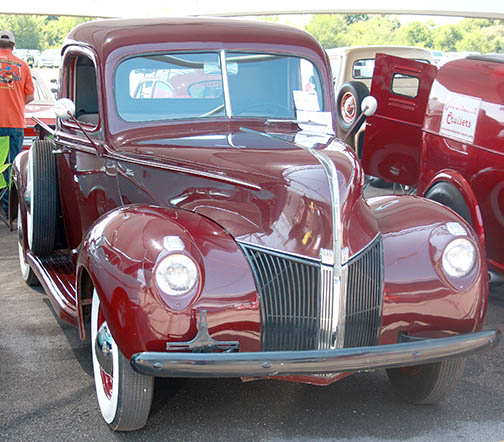 Christian Car Show at Bruner 05