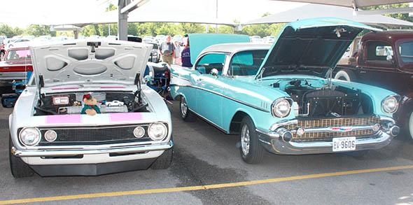 Christian Car Show at Bruner 08