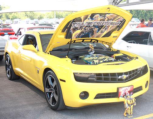 Christian Car Show at Bruner 10