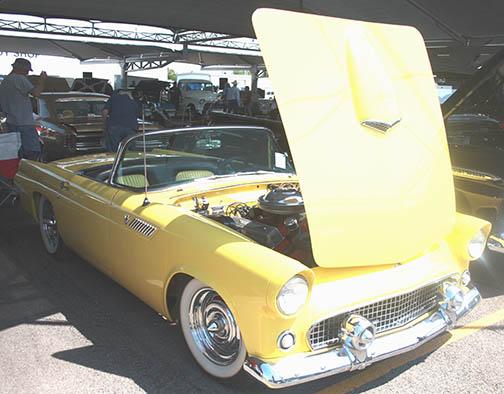 Christian Car Show at Bruner 12