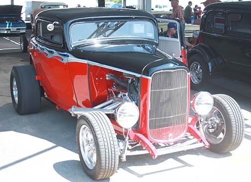 Christian Car Show at Bruner 16