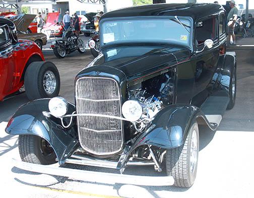 Christian Car Show at Bruner 21