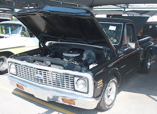 Christian Car Show at Bruner 23