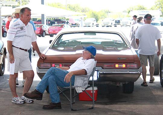 Christian Car Show at Bruner 29