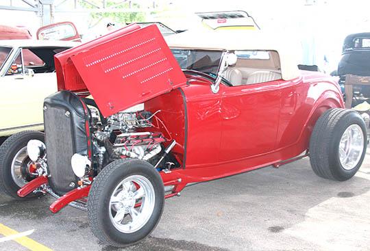 Christian Car Show at Bruner 37