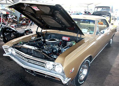 Christian Car Show at Bruner 39