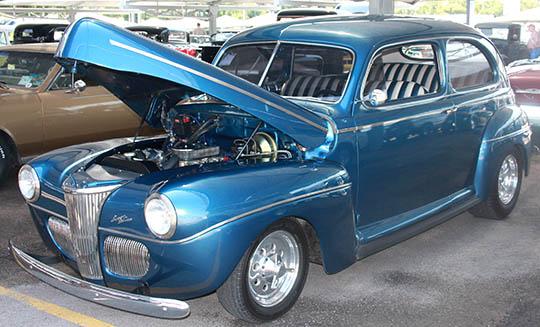 Christian Car Show at Bruner 41