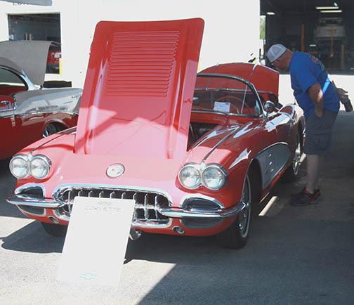 Christian Car Show at Bruner 42