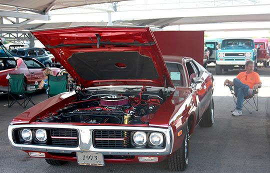 Christian Car Show at Bruner 46
