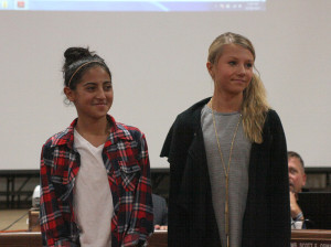 The Honeybee cross country team was district runner-up and ran at regionals.