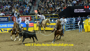 NFR Rd 9 Jake Cooper
