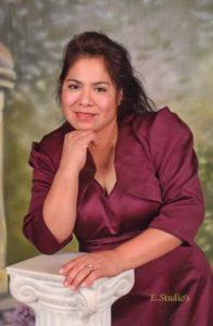 Isabel Cristina Garcia