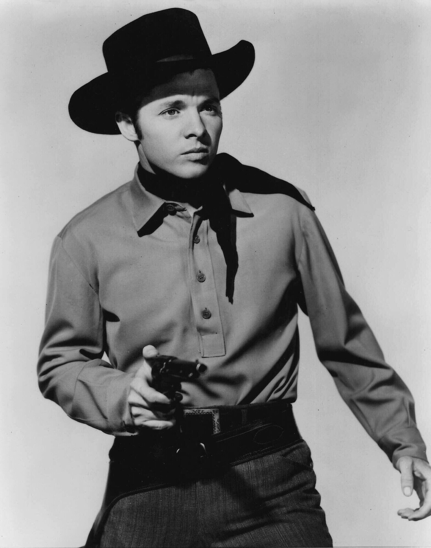 Audie Murphy The Flash Today - Audie