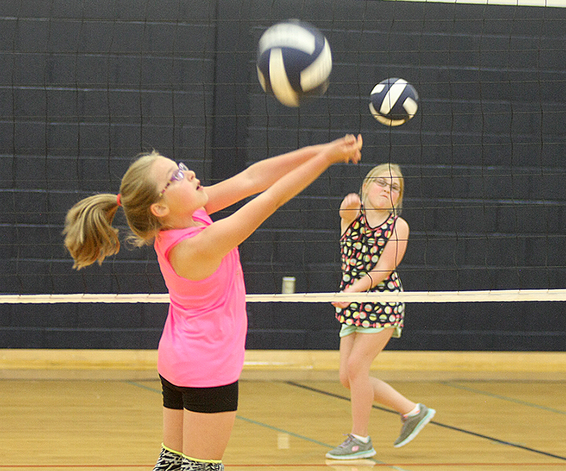 volleyball camp Viterbo volleyball camps are held at the rw beggs senior gymnasium on the viterbo university campus in la crosse, wisconsin viterbo volleyball camps are led by the v-hawks volleyball coaching staff.