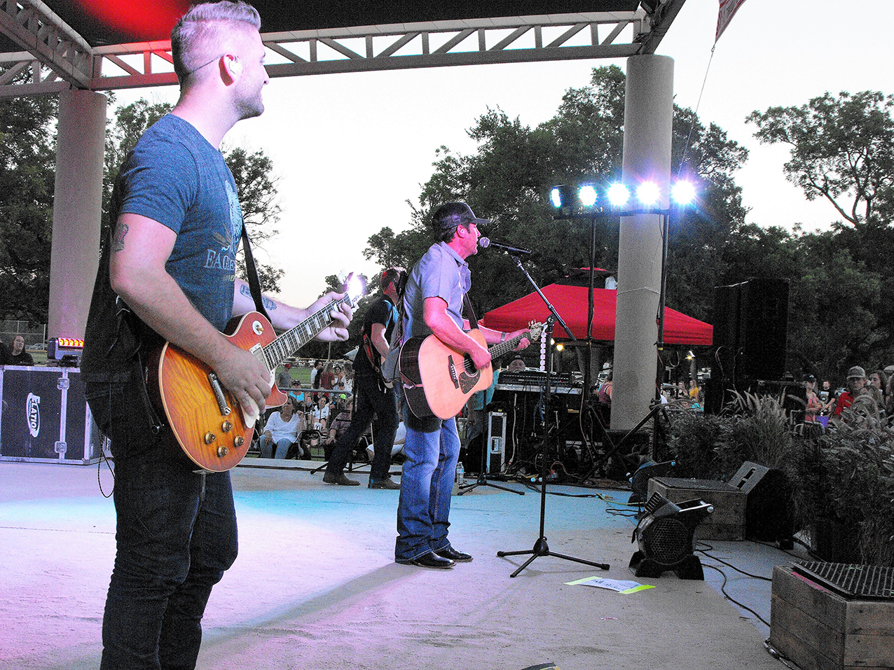 Summer Concert Series 24 Casey Donahew Band