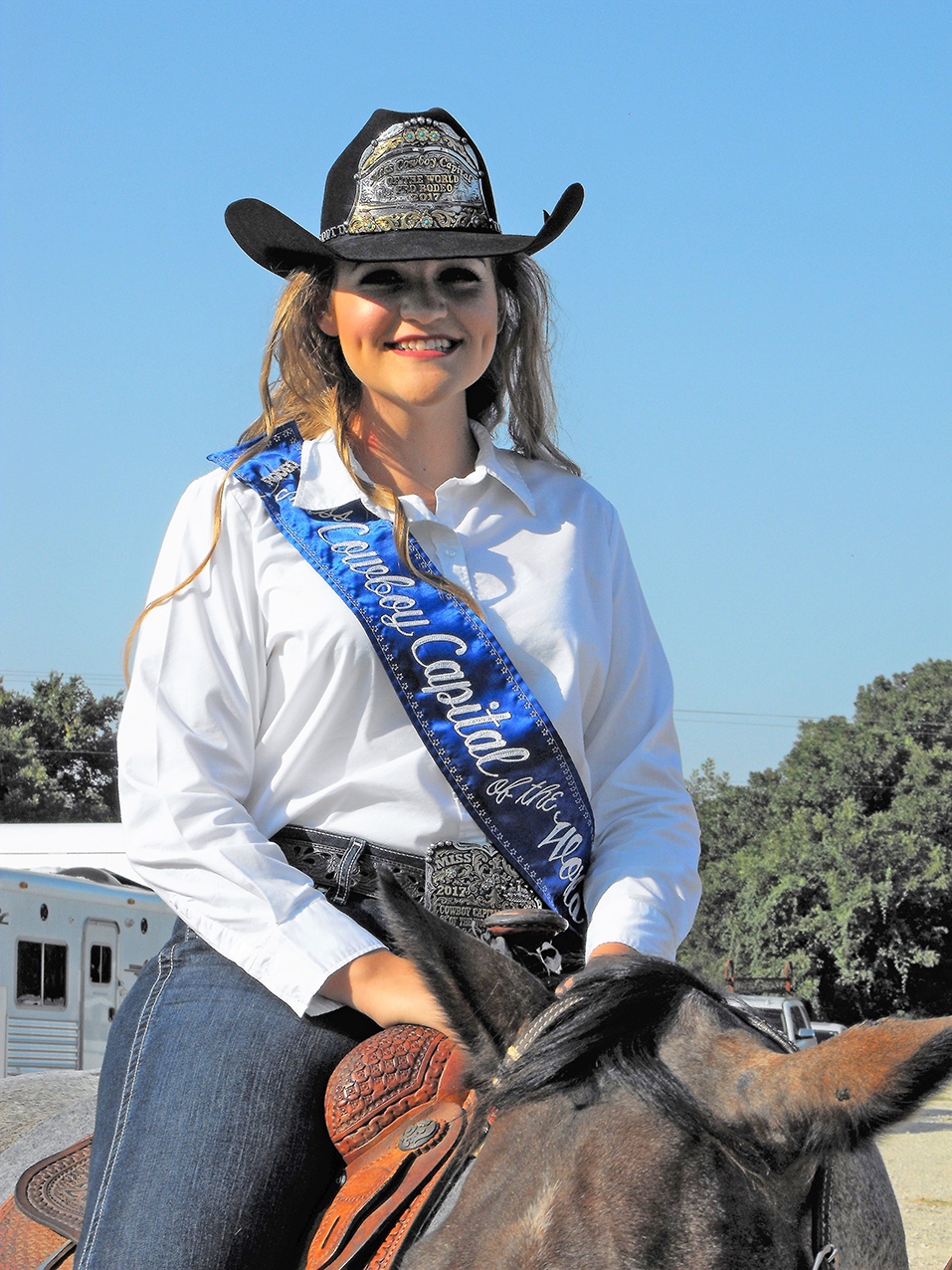 Miss Cowboy Capital Competition 7