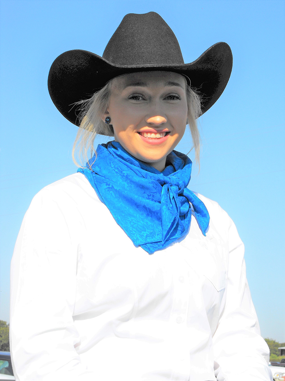 Miss Cowboy Capital Competition 9