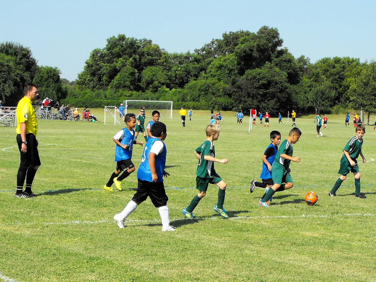 Youth Soccer 13