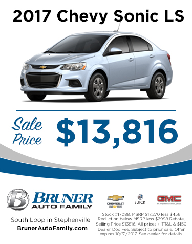 bruner_2017_chevy_sonic_Special_Sale_Price