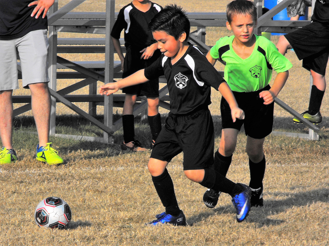 Youth Soccer 5