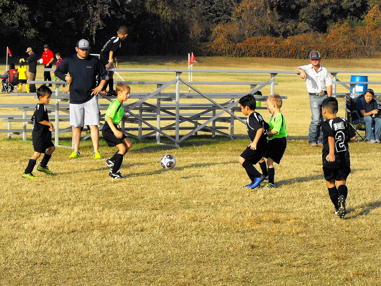 Youth Soccer 6