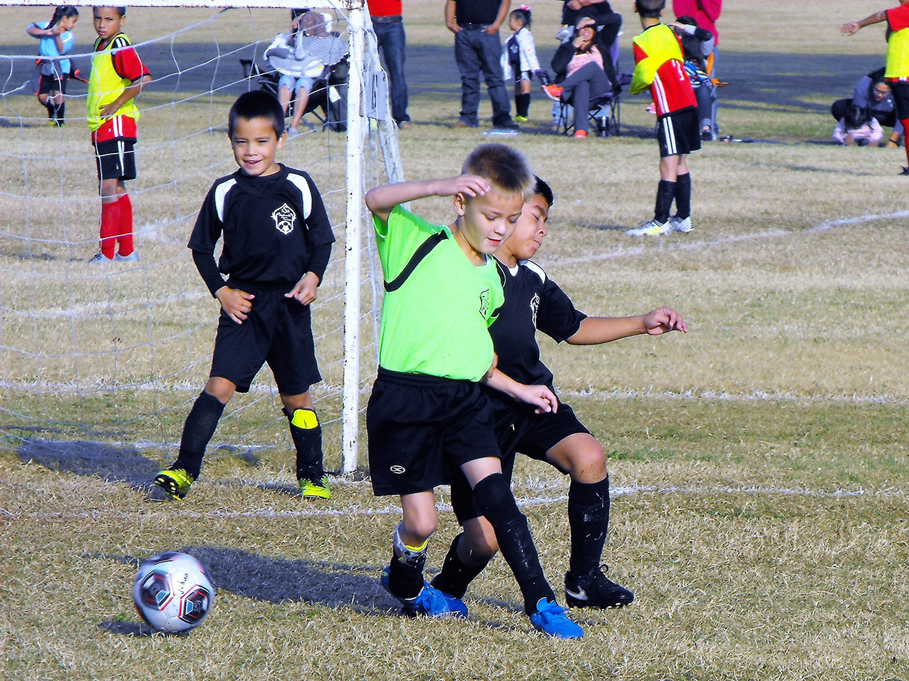Youth Soccer 7