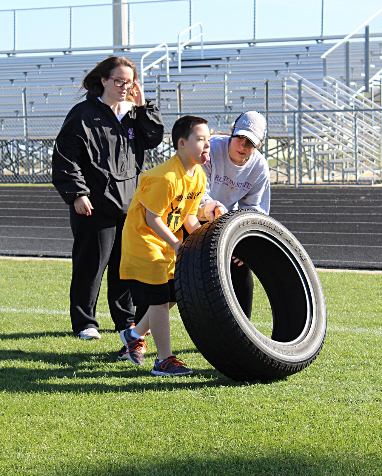 Special Olympics 21